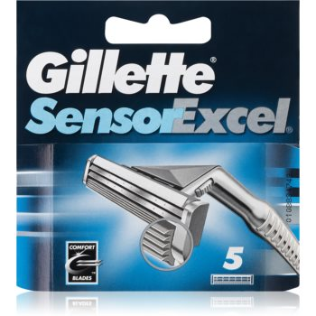 Gillette Sensor Excel rezerva Lama pentru barbati imagine 2021 notino.ro