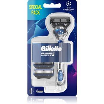 Gillette Fusion5 Proglide Aparat de ras + rezervă lame imagine 2021 notino.ro