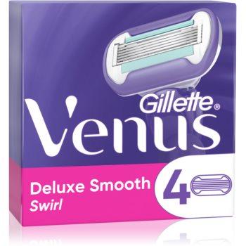 Gillette Venus Swirl Extra Smooth náhradní břity 4 ks