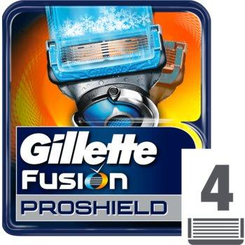 Gillette Fusion Proshield rezerva Lama imagine 2021 notino.ro