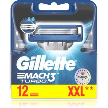 Gillette Mach3 Turbo rezerva Lama imagine 2021 notino.ro