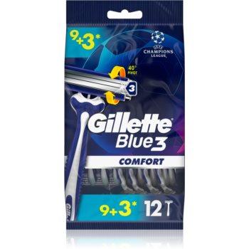 Gillette Blue 3 aparat de ras de unică folosință imagine 2021 notino.ro