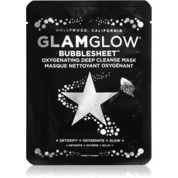 Glamglow Bubblesheet masca pentru curatare profunda notino poza