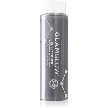 Glamglow Supertoner apa pentru exfoliere faciala cu efect de iluminare notino.ro