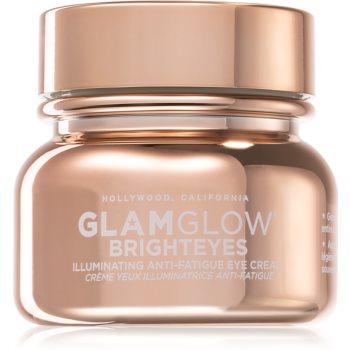 Glamglow Brighteyes Illuminating Anti-fatique Eye Cream cremă iluminatoare împotriva cearcănelor și a pungilor de sub ochi imagine 2021 notino.ro