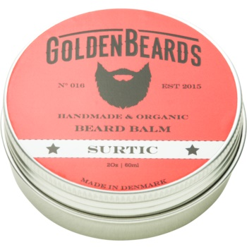 Golden Beards Surtic balsam pentru barba imagine 2021 notino.ro
