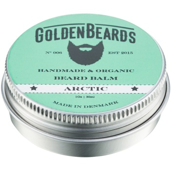 Golden Beards Arctic balsam pentru barba imagine 2021 notino.ro