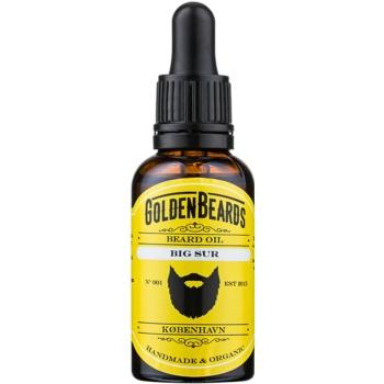 Golden Beards Big Sur ulei pentru barba imagine 2021 notino.ro