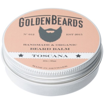 Golden Beards Toscana balsam pentru barba imagine 2021 notino.ro