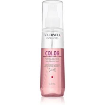 Goldwell Dualsenses Color ser fără clătire pentru strălucirea și protecția părului vopsit notino.ro