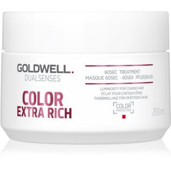 Goldwell Dualsenses Color Extra Rich masca pentru regenerare pentru par aspru si vopsit notino.ro