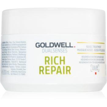 Goldwell Dualsenses Rich Repair masca pentru păr uscat și deteriorat imagine 2021 notino.ro