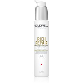 Goldwell Dualsenses Rich Repair ser pentru păr uscat și deteriorat imagine 2021 notino.ro