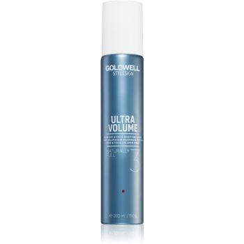 Goldwell StyleSign Ultra Volume Naturally Full spray volumizant pentru uscarea prin suflare și coafatul final al părului imagine 2021 notino.ro