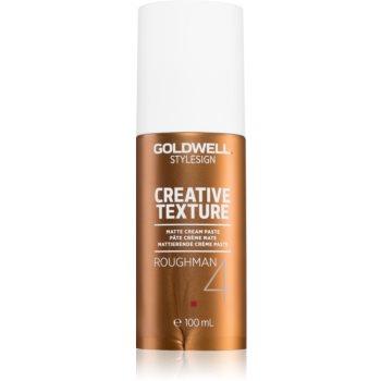 Goldwell StyleSign Creative Texture Roughman pasta pentru styling mata pentru păr imagine 2021 notino.ro
