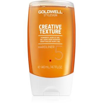 Goldwell StyleSign Creative Texture Hardliner styling gel cu fixare foarte puternica imagine 2021 notino.ro