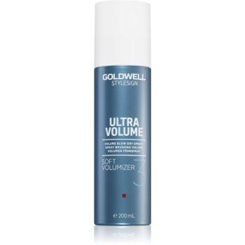 Goldwell StyleSign Ultra Volume Soft Volumizer spray pentru mărirea volumului pentru par fin si normal imagine 2021 notino.ro