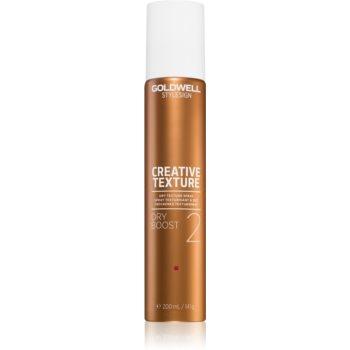 Goldwell StyleSign Creative Texture Dry Boost spray styling pentru volum imagine 2021 notino.ro