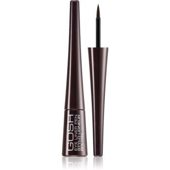 Gosh Eye Liner Pen creion pentru conturul ochilor imagine 2021 notino.ro