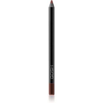 Gosh Velvet Touch creion contur pentru buze, waterproof imagine 2021 notino.ro