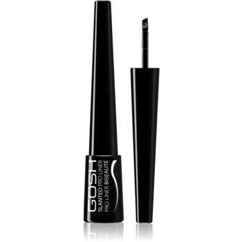 Gosh Slanted Pro Liner eyeliner-gel