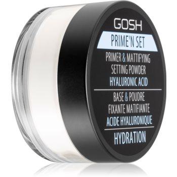 Gosh Prime'n Set 2 in 1 primer si balsam anti-stralucire imagine 2021 notino.ro