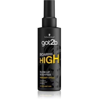 got2b Roaring High spray modelator pentru păr cu volum notino.ro