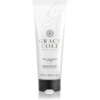 Grace Cole White Nectarine & Pear exfoliant pentru îngrijirea corpului imagine 2021 notino.ro
