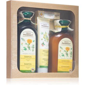 Green Pharmacy Herbal Care set cadou imagine 2021 notino.ro