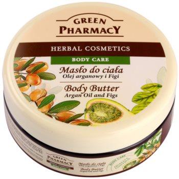 Green Pharmacy Body Care Argan Oil & Figs unt pentru corp imagine 2021 notino.ro