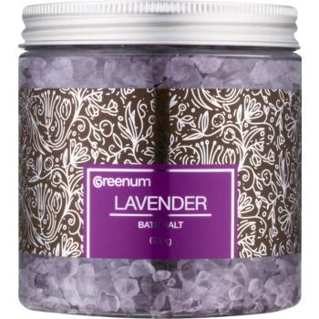 Greenum Lavender sare de baie imagine 2021 notino.ro