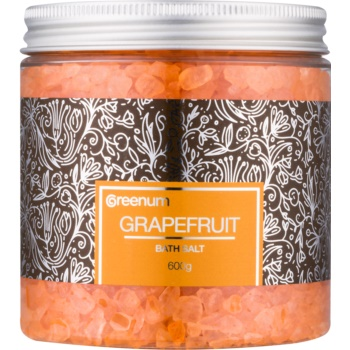 Greenum Grapefruit sare de baie imagine 2021 notino.ro