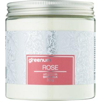 Greenum Rose lapte de baie pudră imagine 2021 notino.ro