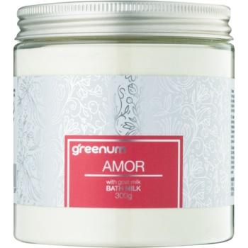 Greenum Amor lapte de baie pudră imagine 2021 notino.ro