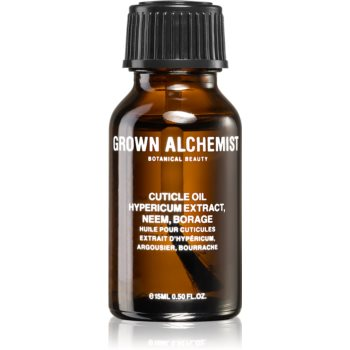 Grown Alchemist Special Treatment ulei pentru regenerare pentru cuticule imagine 2021 notino.ro