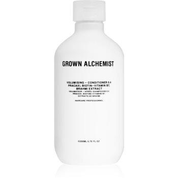 Grown Alchemist Volumising Conditioner 0.4 balsam pentru păr fin cu efect de volum imagine 2021 notino.ro