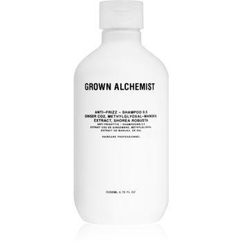 Grown Alchemist Anti-Frizz Shampoo 0.5 șampon pentru par indisciplinat notino.ro