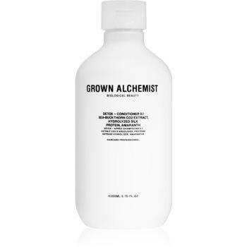 Grown Alchemist Detox Conditioner 0.1 balsam detoxifiant pentru curățare imagine 2021 notino.ro