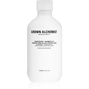 Grown Alchemist Nourishing Shampoo 0.6 șampon intens hrănitor imagine 2021 notino.ro