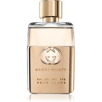 Gucci Guilty Pour Femme 2021 Eau de Toilette pentru femei imagine 2021 notino.ro