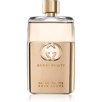 Gucci Guilty Pour Femme 2021 Eau de Toilette pentru femei