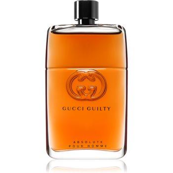 Gucci Guilty Absolute Eau de Parfum pentru bărbați imagine 2021 notino.ro