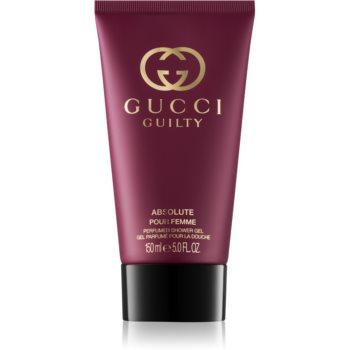 Gucci Guilty Absolute Pour Femme gel de duș pentru femei