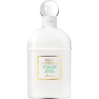GUERLAIN Aqua Allegoria Bergamot Body Lotion loțiune parfumată pentru corp unisex notino.ro