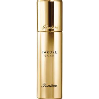 GUERLAIN Parure Gold Radiance Foundation machiaj lichid lucios SPF 30 notino.ro
