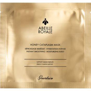 GUERLAIN Abeille Royale Honey Cataplasm Mask masca de celule cu efect hidratant si calmant notino.ro