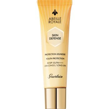 GUERLAIN Abeille Royale Skin Defense crema de soare pentru fata SPF 50 notino poza
