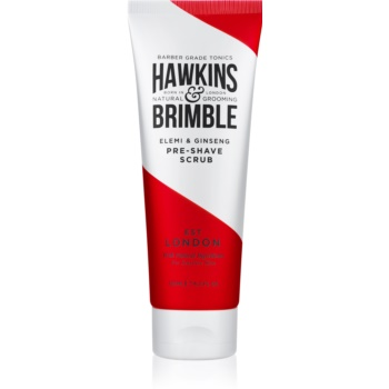 Hawkins & Brimble Natural Grooming Elemi & Ginseng Peeling inainte de barbierit imagine 2021 notino.ro
