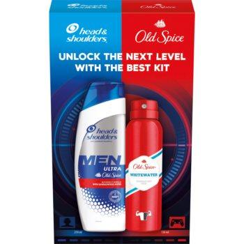 Head & Shoulders Men Ultra set cadou pentru bărbați imagine 2021 notino.ro