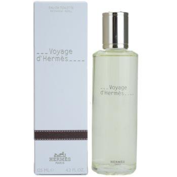 Hermès Voyage d'Hermès toaletní voda náplň unisex 125 ml